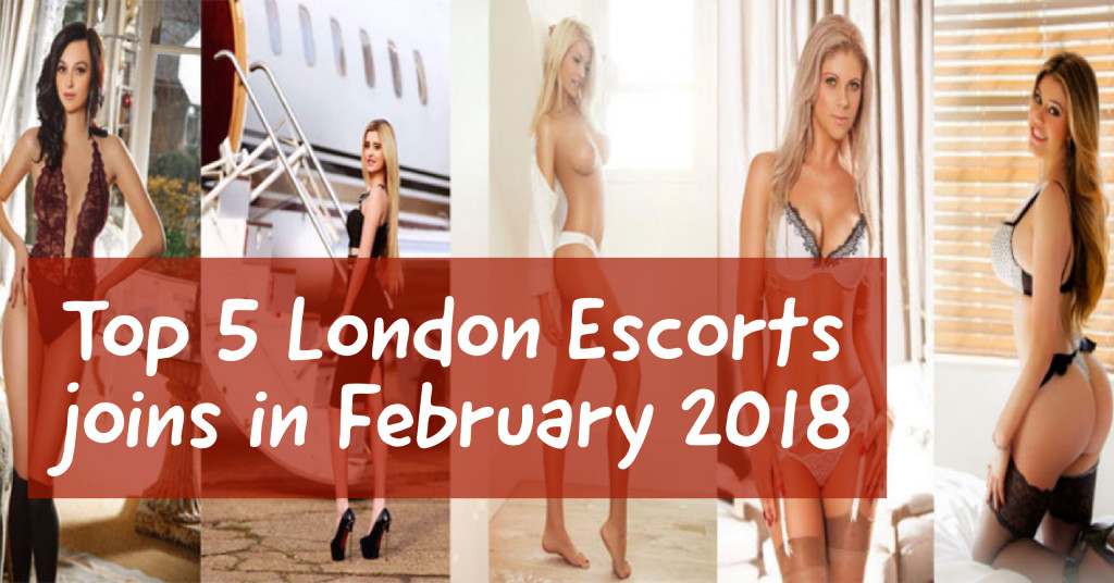 top 5 London escorts