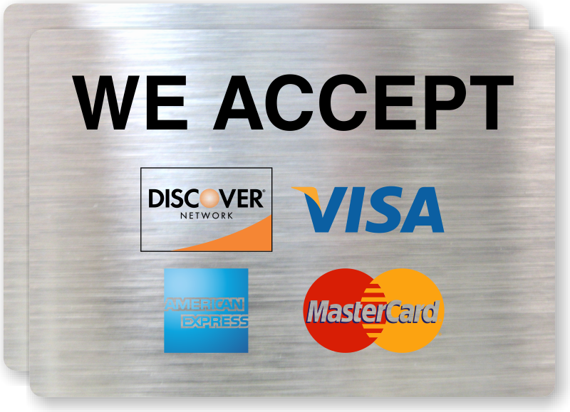 Do Escorts accept credit cards or only cash?